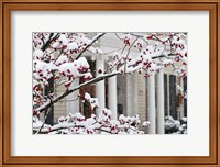 Framed Twickenham in Christmas, Huntsville, Alabama