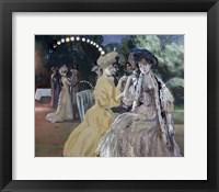 Framed Courtesans, 1903