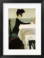 Framed Dinner, 1902