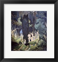 Framed Elysium, 1906