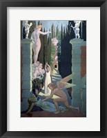 Framed Story of Psyche - The Vengeance of Venus, 1908
