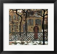 Framed Behind the Fence, 1895
