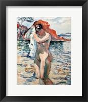 Framed Bather, 1906
