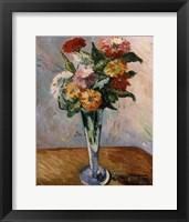 Framed Flowers, 1915