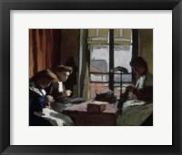 Framed Milliners, 1901-1902