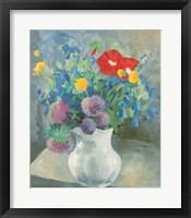 Framed Flowers, 1925