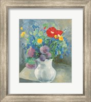 Framed Flowers, 1925