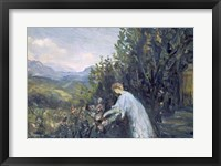 Framed Lady in the Garden, 1909-1911