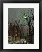 Framed By the Light of the Moon, 1882