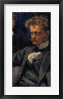 Framed Symposium, (Detail: Jean Sibelius), 1894