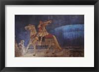 Framed Kullervo Rides to War, 1901