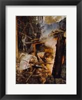 Framed Forging of the Sampo, 1893