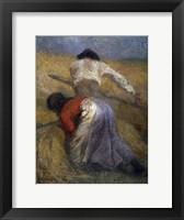 Framed Harvest, 19th century
