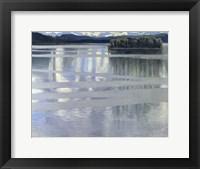 Framed Lake Keitele, 1905