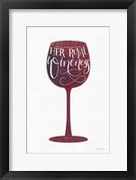 Framed Wineness