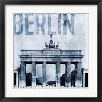 Framed Berlin V