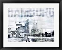 Framed Hamburg II
