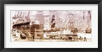 Framed Hamburg III