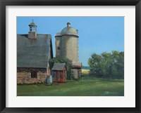 Framed Ingwerson Barn