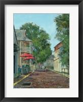 Framed Cuno Street