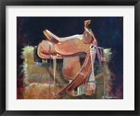 Framed Saddle
