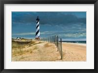 Framed Cape Hatteras