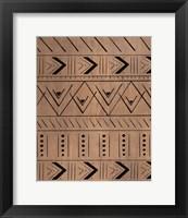 Framed Wood Pattern