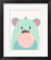 Framed Kid Bear