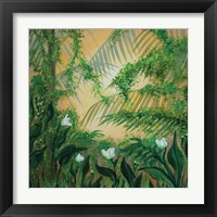 Framed Forest Foliage