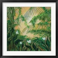 Framed Forest Foliage