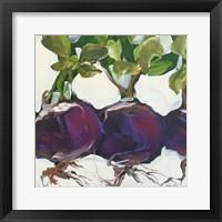 Framed Turnips