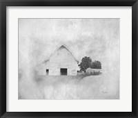 Framed Family Barn II