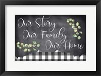 Framed Our Story