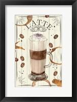 Framed Latte