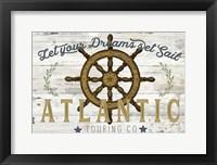 Framed Atlantic Touring Co.