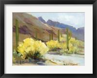 Framed Cactus Fun