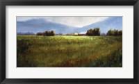 Framed Field of Joy