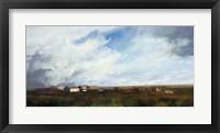 Framed Sky View