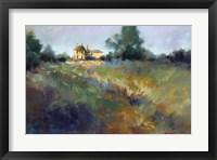 Framed Tuscan Home