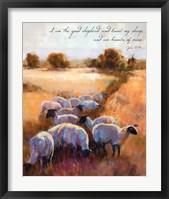 Framed Good Shepherd