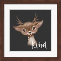 Framed Kind Deer