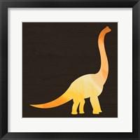 Framed Dino II