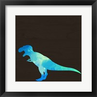 Framed Dino III