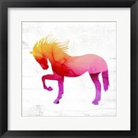 Horse I Framed Print