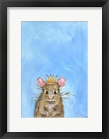 Framed King Mouse