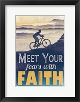 Framed Meet Fears with Faith