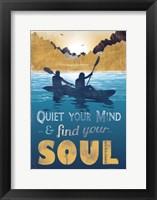 Framed Quiet Mind