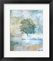 Framed Tree Abstract I
