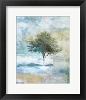 Framed Tree Abstract II