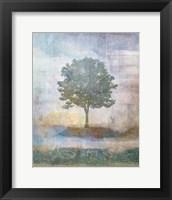 Framed Tree Collage II